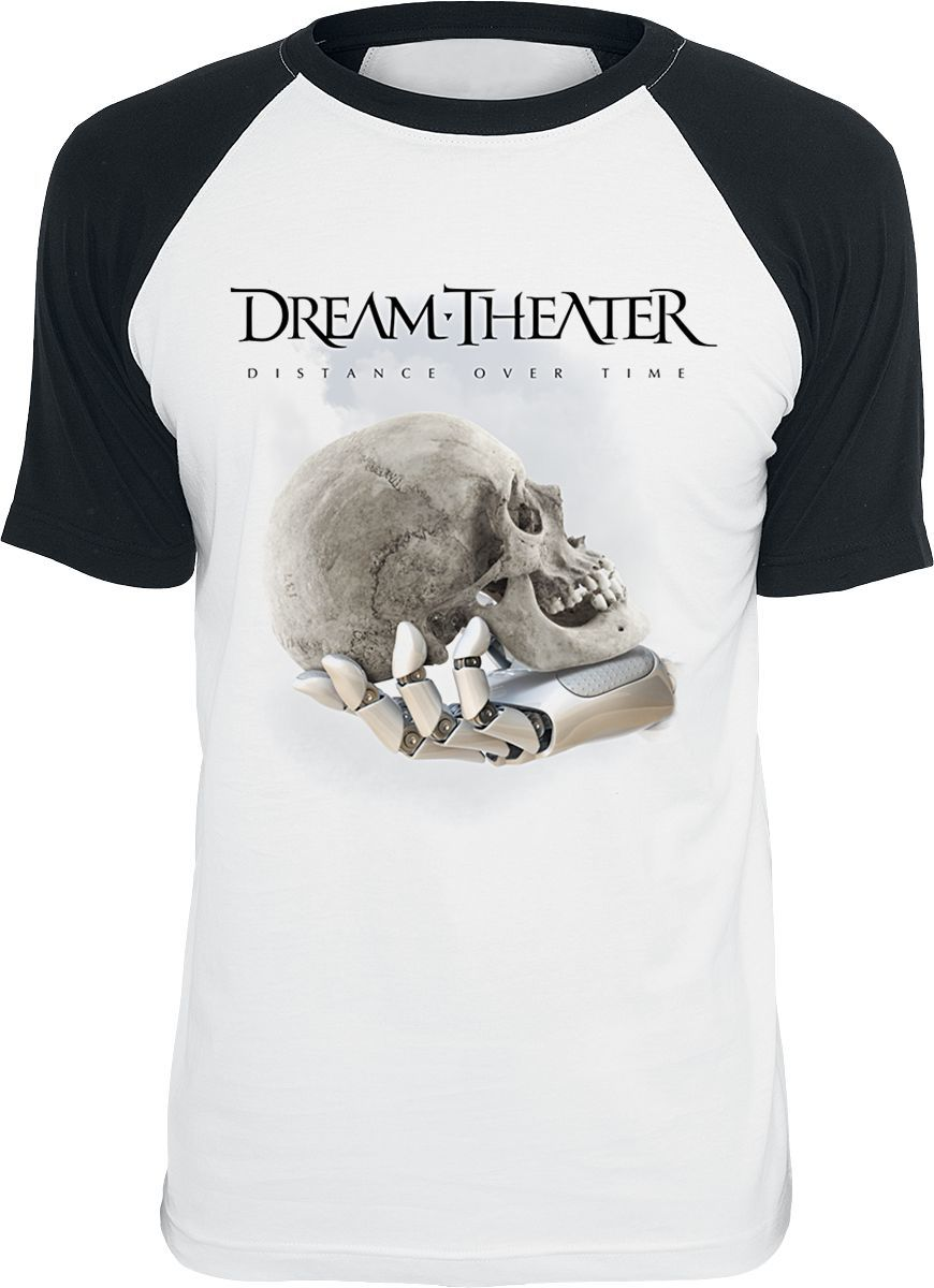 DREAM THEATER Distance Over Time T-Shirt.jpg