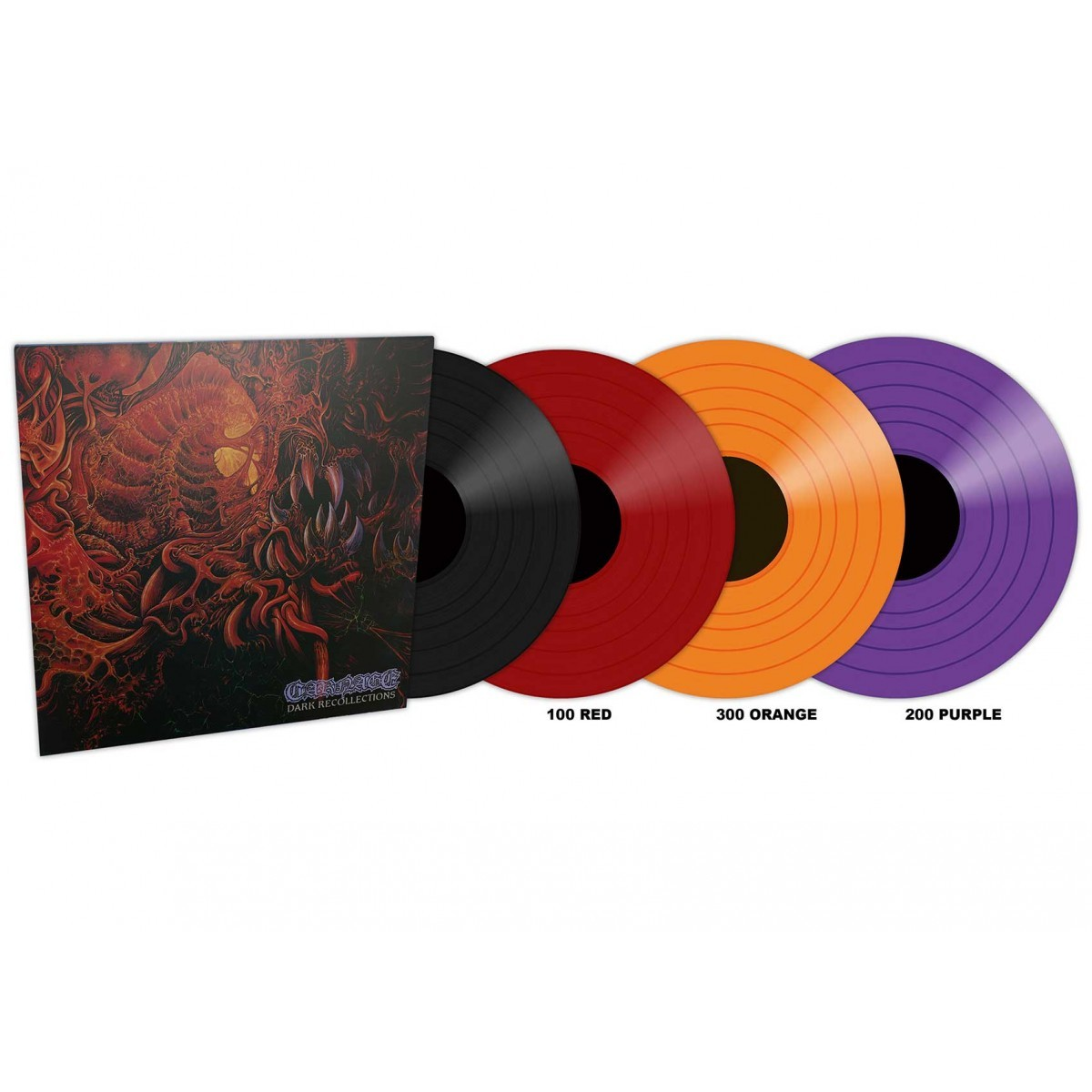 CARNAGE Dark Recollections (FDR) Black LP.jpg
