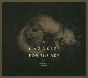 HARAKIRI FOR THE SKY Aokigahara (digipak) CD.jpg