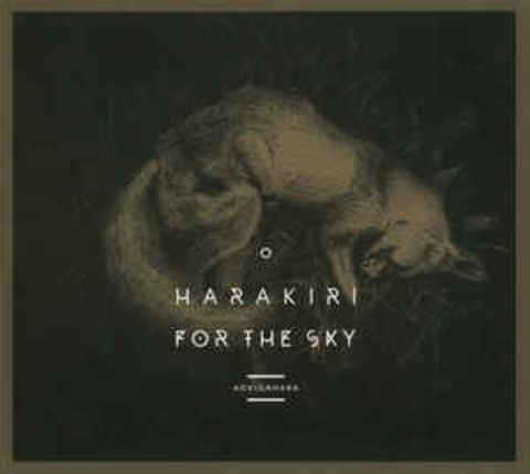 HARAKIRI FOR THE SKY Aokigahara (digipak) CD.jpg