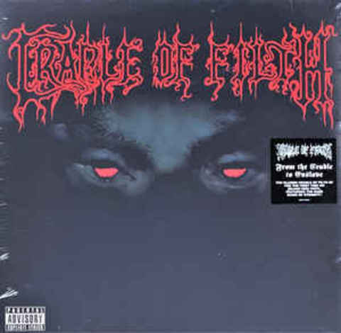 CRADLE OF FILTH From The Cradle To Enslave E.P. 12.jpg