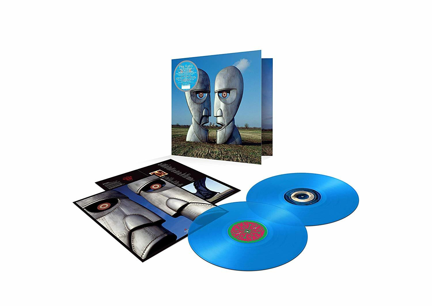PINK FLOYD The Division Bell (Limited Edition 25th Anniversary Blue Vinyl) 2LP.jpg