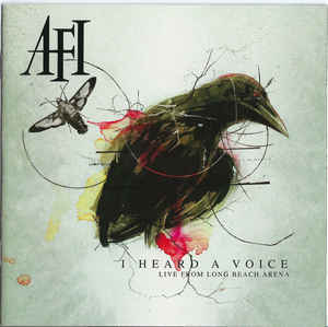 AFI Heard A Voice - Live From Long Beach Arena CD.jpg