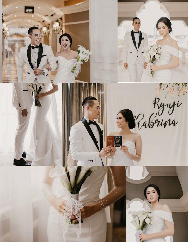 The Wedding of Ryuji+Shabrina