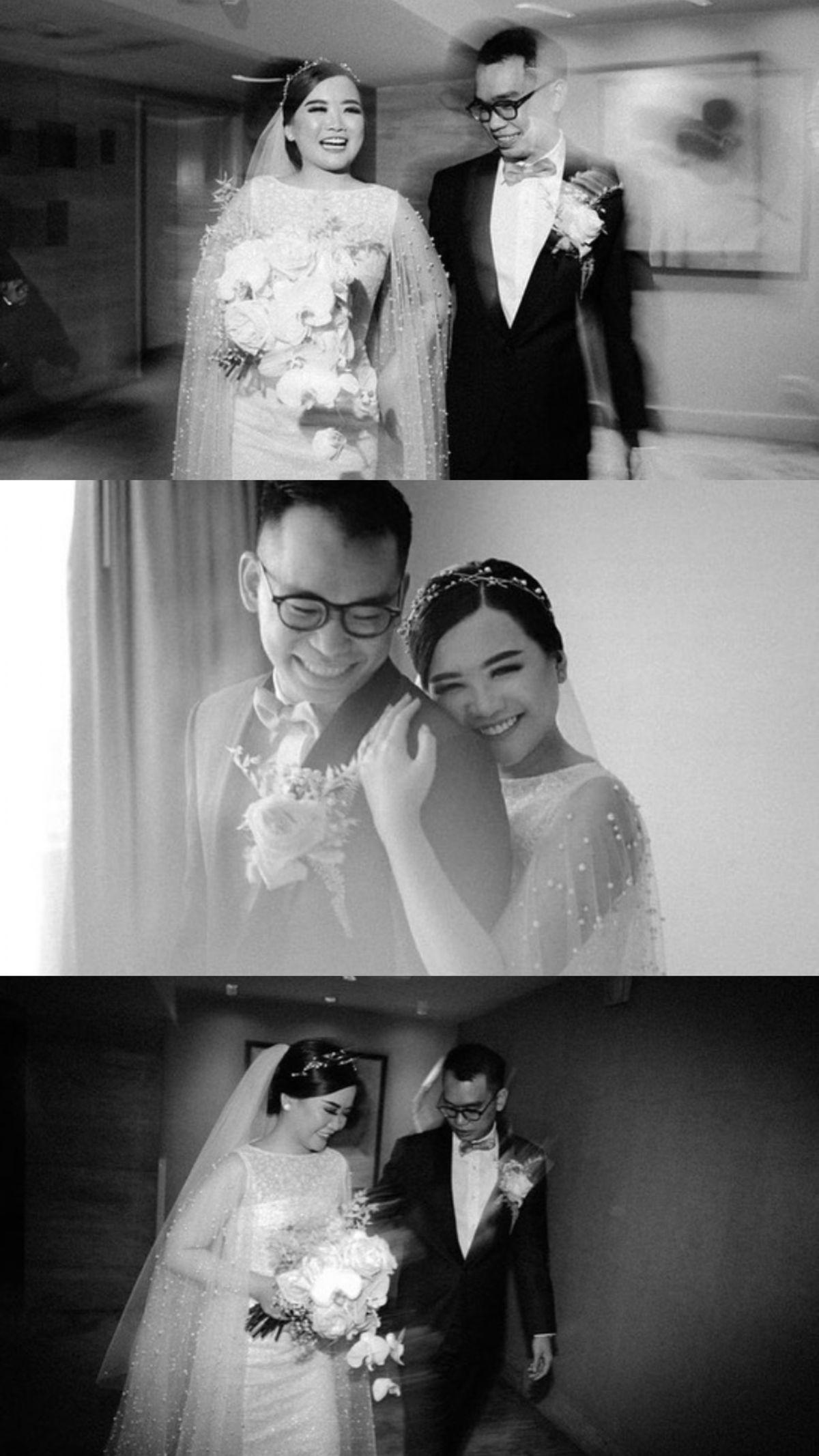 The Wedding of Gide+Jeal