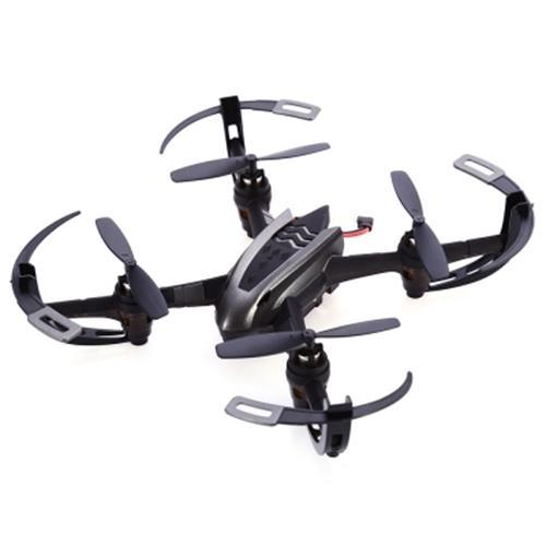 I DRONE I4S 2MP CAMERA 2.4GHZ 4 CHANNEL 6 AXIS GYRO QUADCOPTER 3D ROLLOVER RTF VERSION (BLACK)