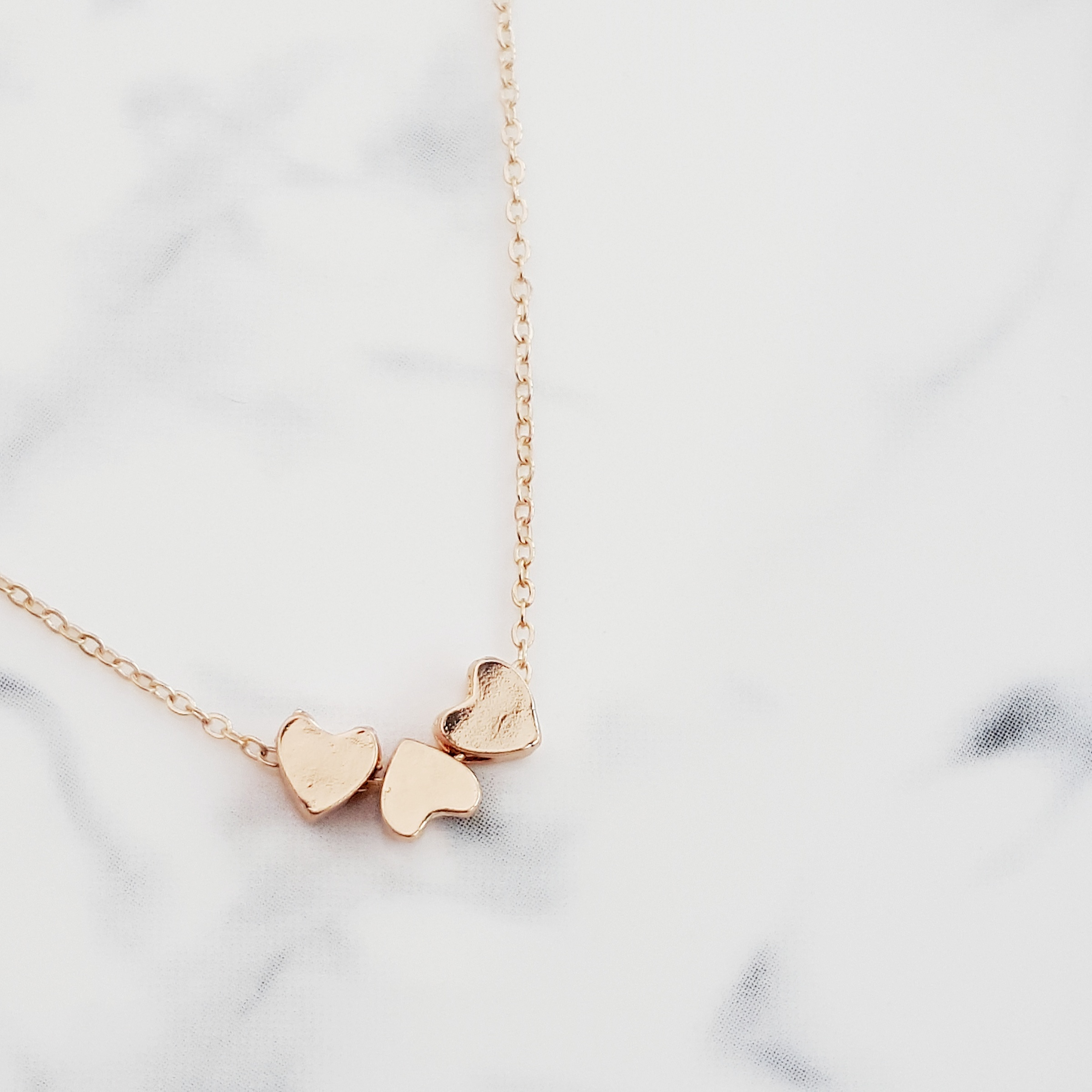 kindred pinneapplenecklace rose pineapple gold products together shop dainty necklace