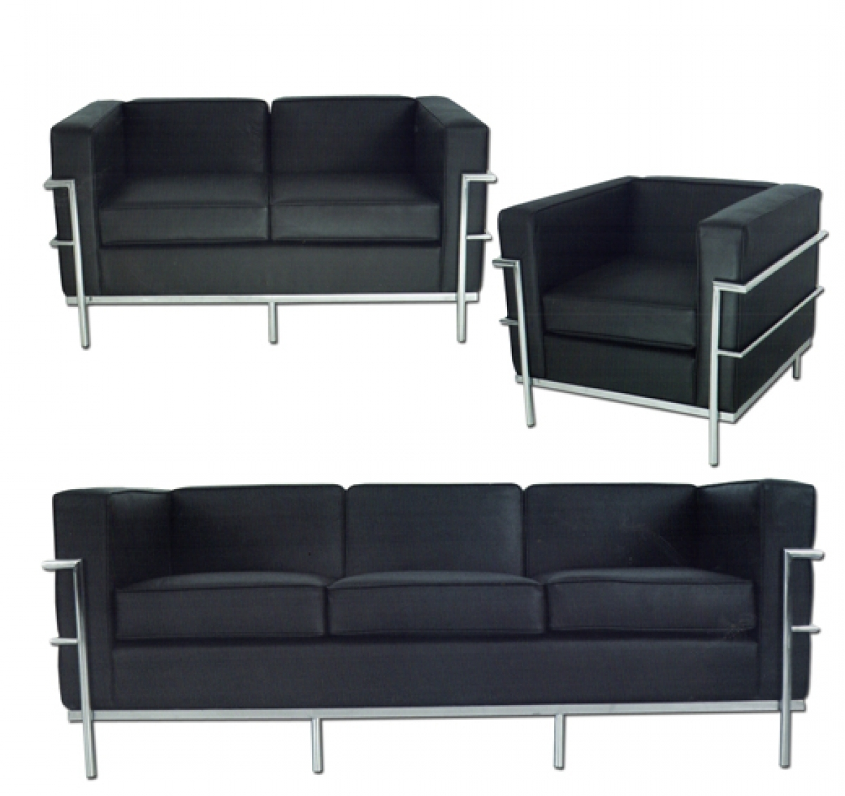 office sofa sets. Exellent Sets Home U203a VSS1101 Office Sofa Set 1487418398_1949818_z With Sets E