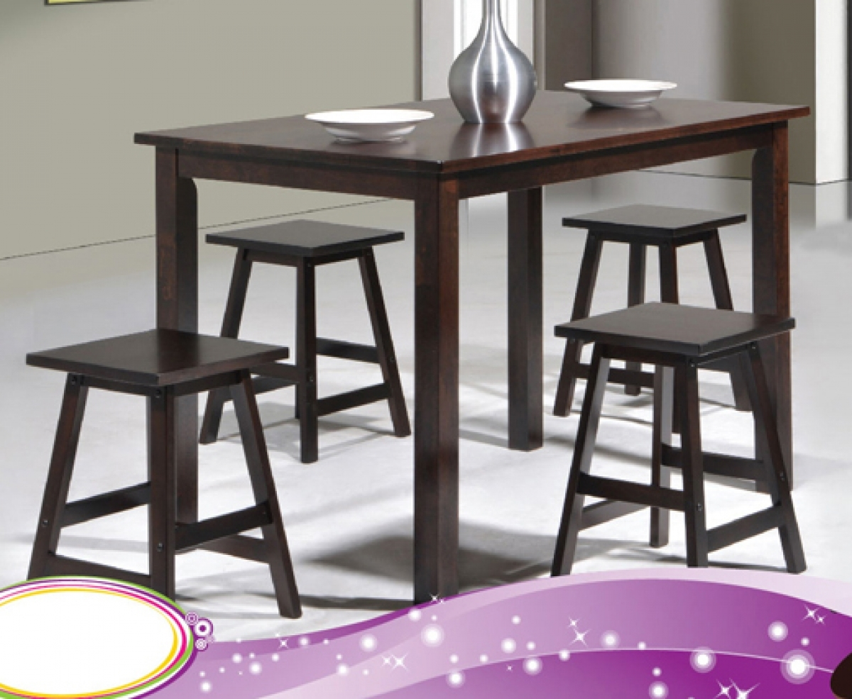 Bali 622 5pc dining set rym furniture for Kitchen set bali