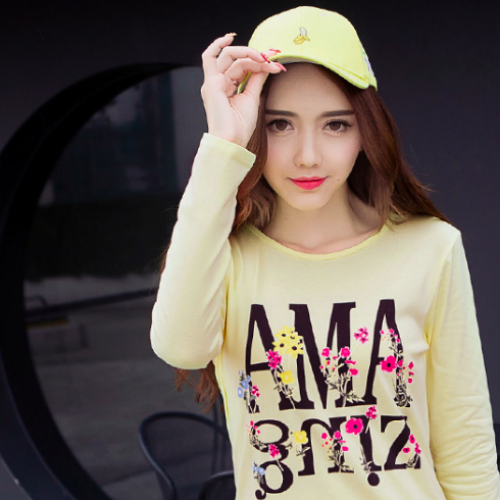 PRETTY TOP (YELLOW, WHITE, GRAY)