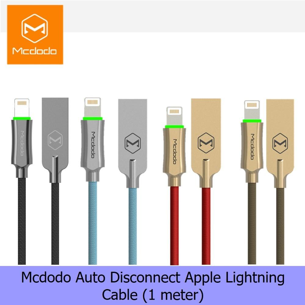 【free Shipping】mcdodo Ca390 Apple Lightning Auto