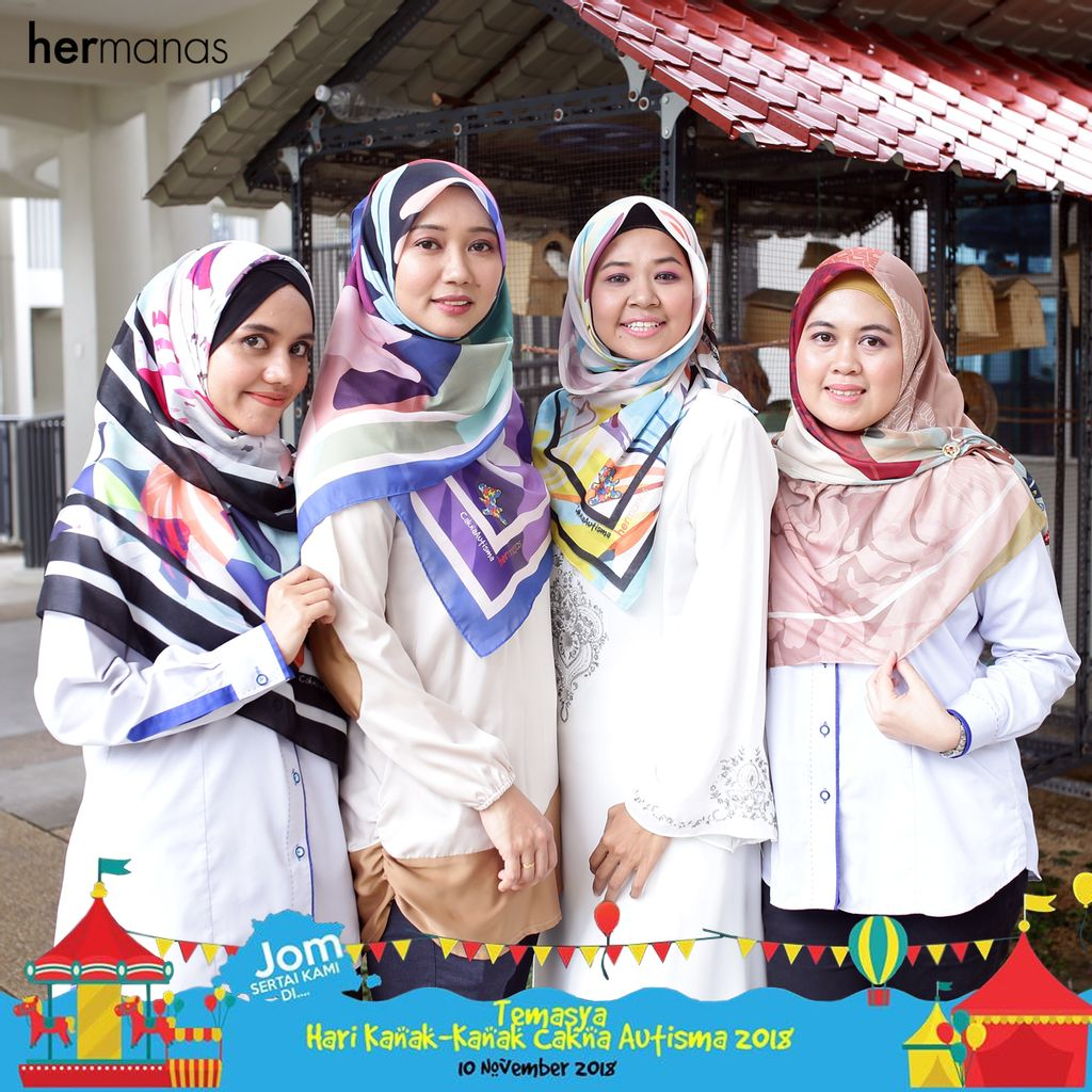 Exclusive Interview with Hermanas: A Concerned Brand that Promotes Autism Awareness through Contemporary Hijabs