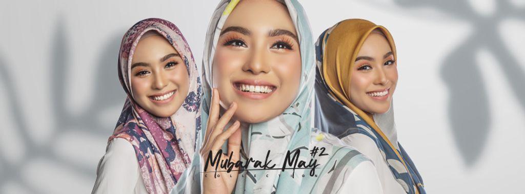 Tudung Bawal Hermanas : 2019 Listed one of Malaysia 7 Big Tudung Brand by NST