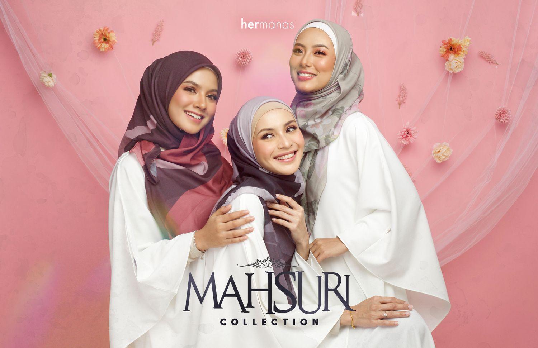 Tudung Bawal hermanas | Sign Up for More Inside