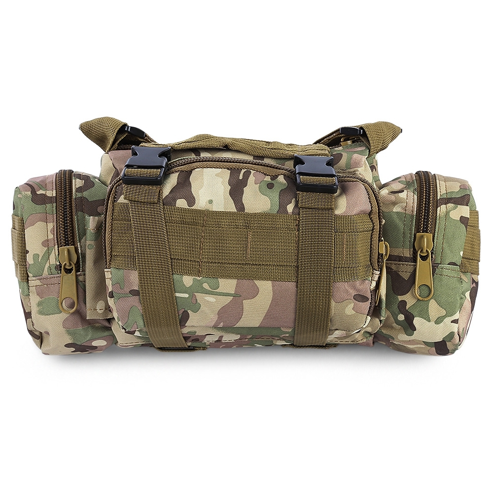 28e4bd0470 TACTICAL CAMPING HIKING BIKE SPORT MILITARY ARMY TRAVEL (AC CAMOUFLAGE)