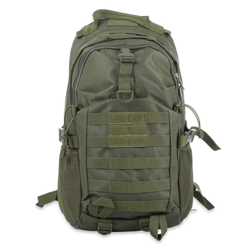 BL021 TACTICAL CAMOUFLAGE BACKPACK FOR OUTDOOR SPORT (ARMY GREEN)