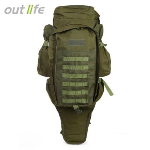 Tas Ransel Kanvas Vano Fashion Import Korea elevenia Source · OUTLIFE 60L OUTDOOR MILITARY PACK BACKPACK