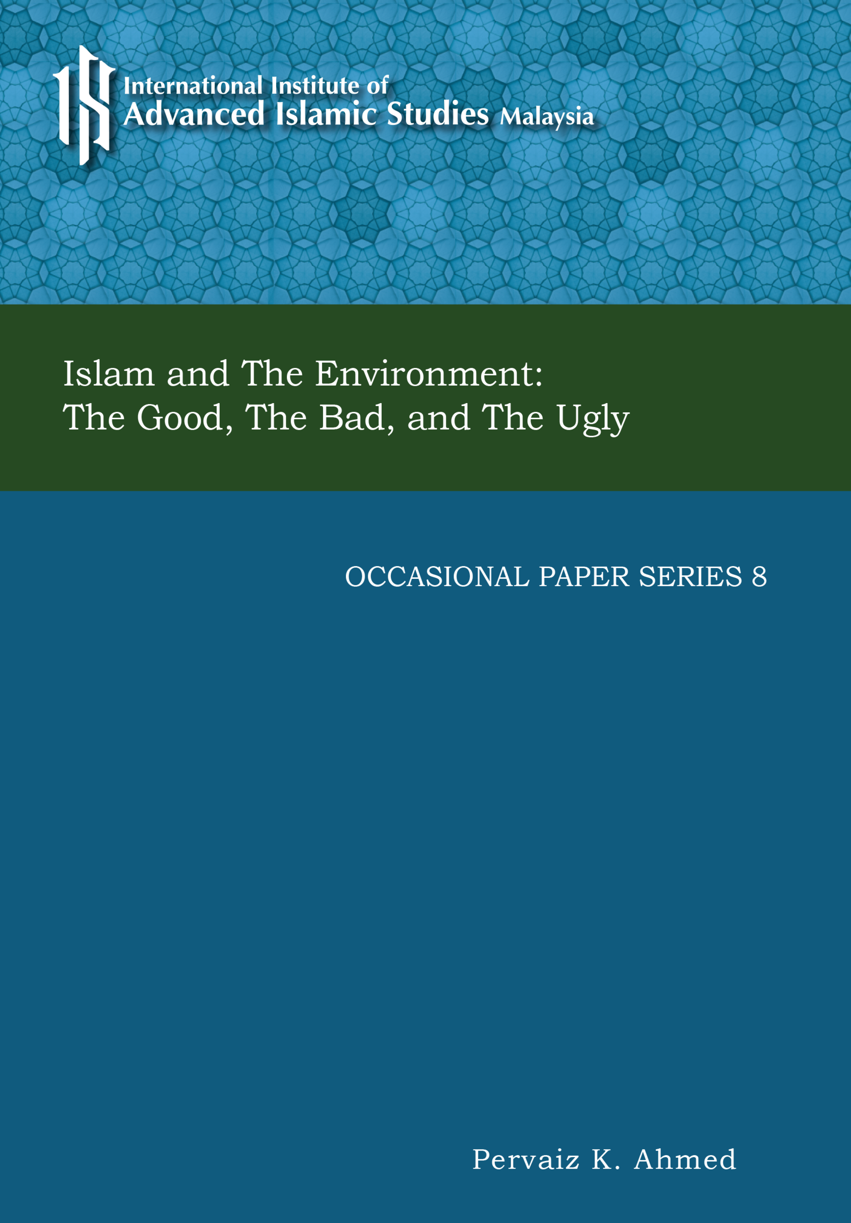 OPS8 Islam and the Environment (book cover).png