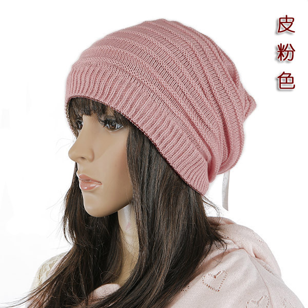 ready stock现货DT318=with a winter scarf and hat 冬天2用围巾帽