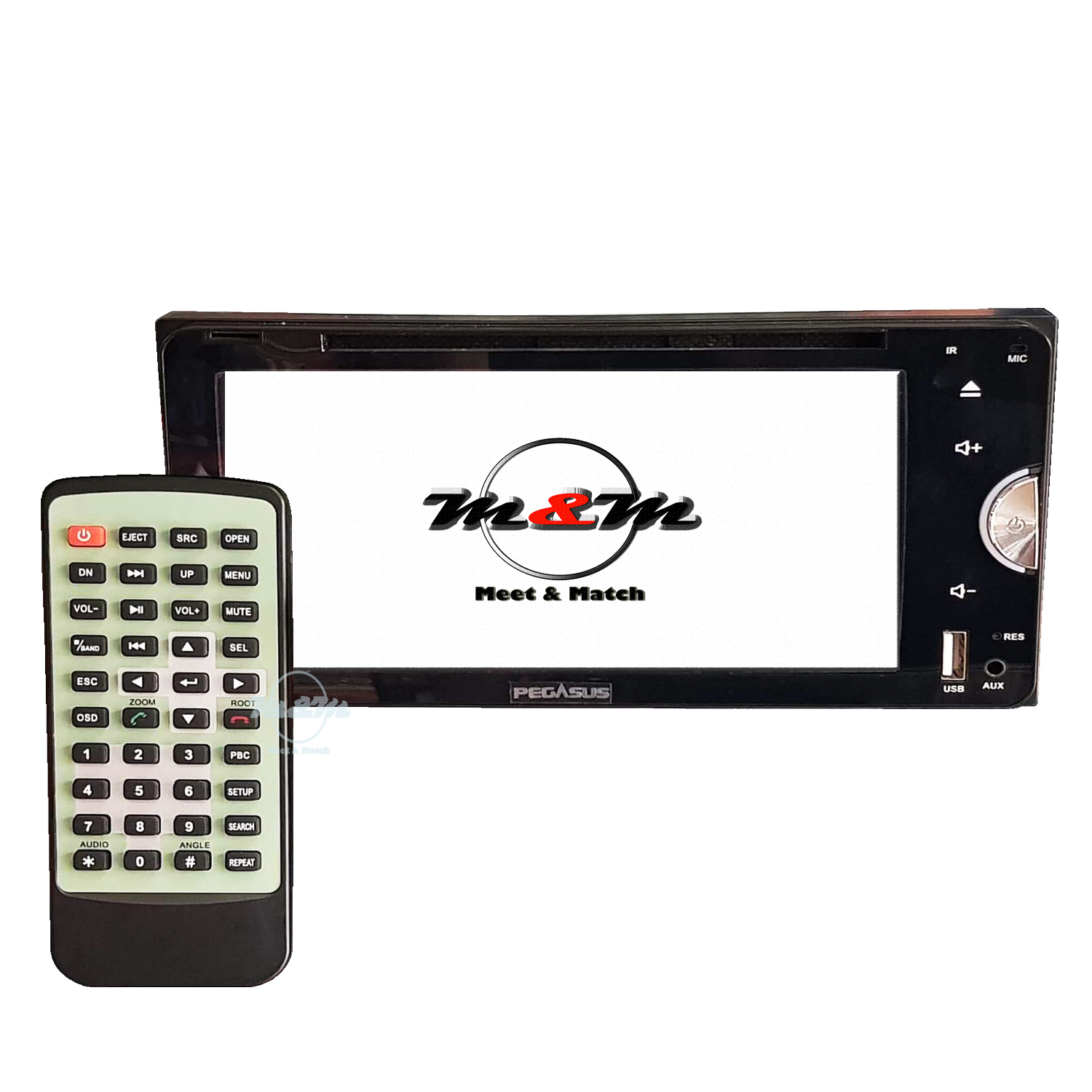 PEGASUS PGD704TAG-N Android Head Unit