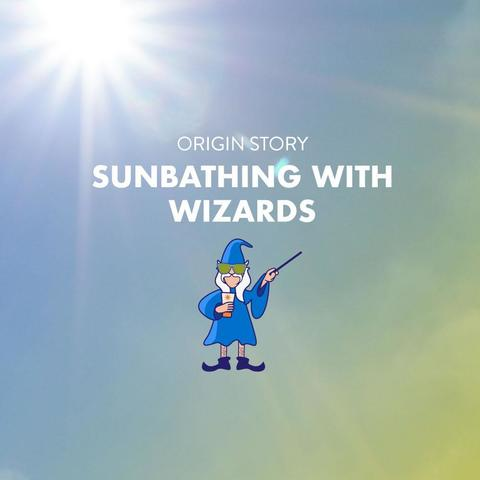 sunbathing-with-wizards