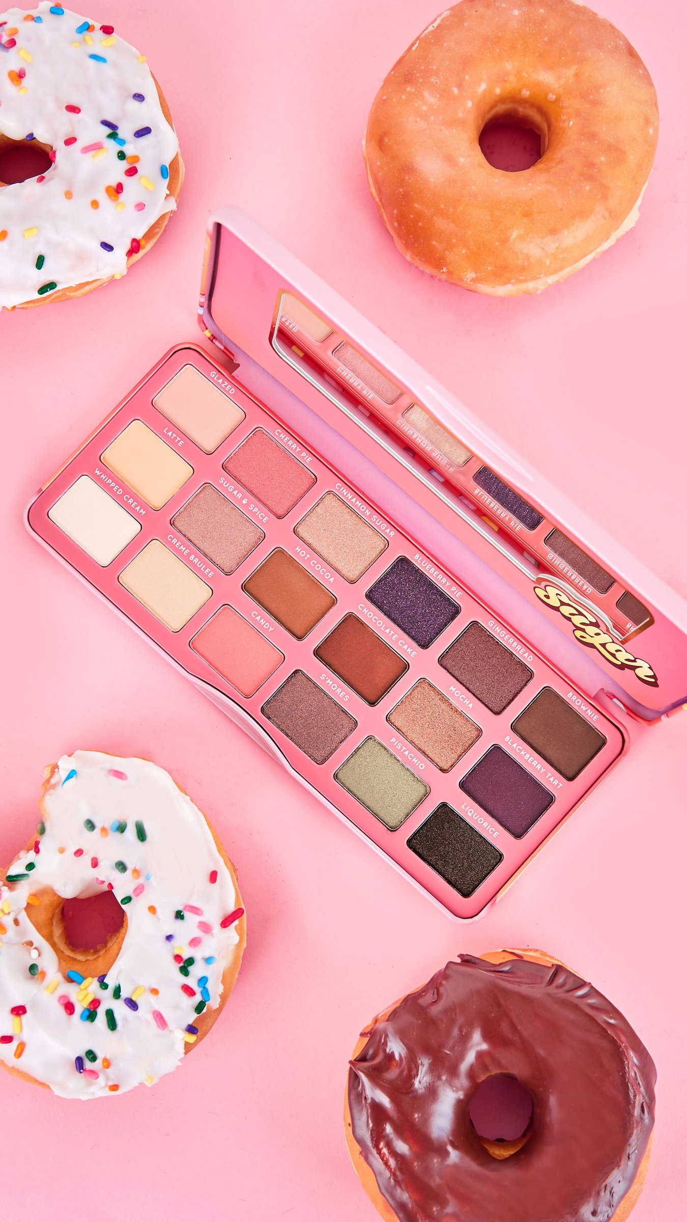 Sugar Eyeshadow Palette - Face Candy