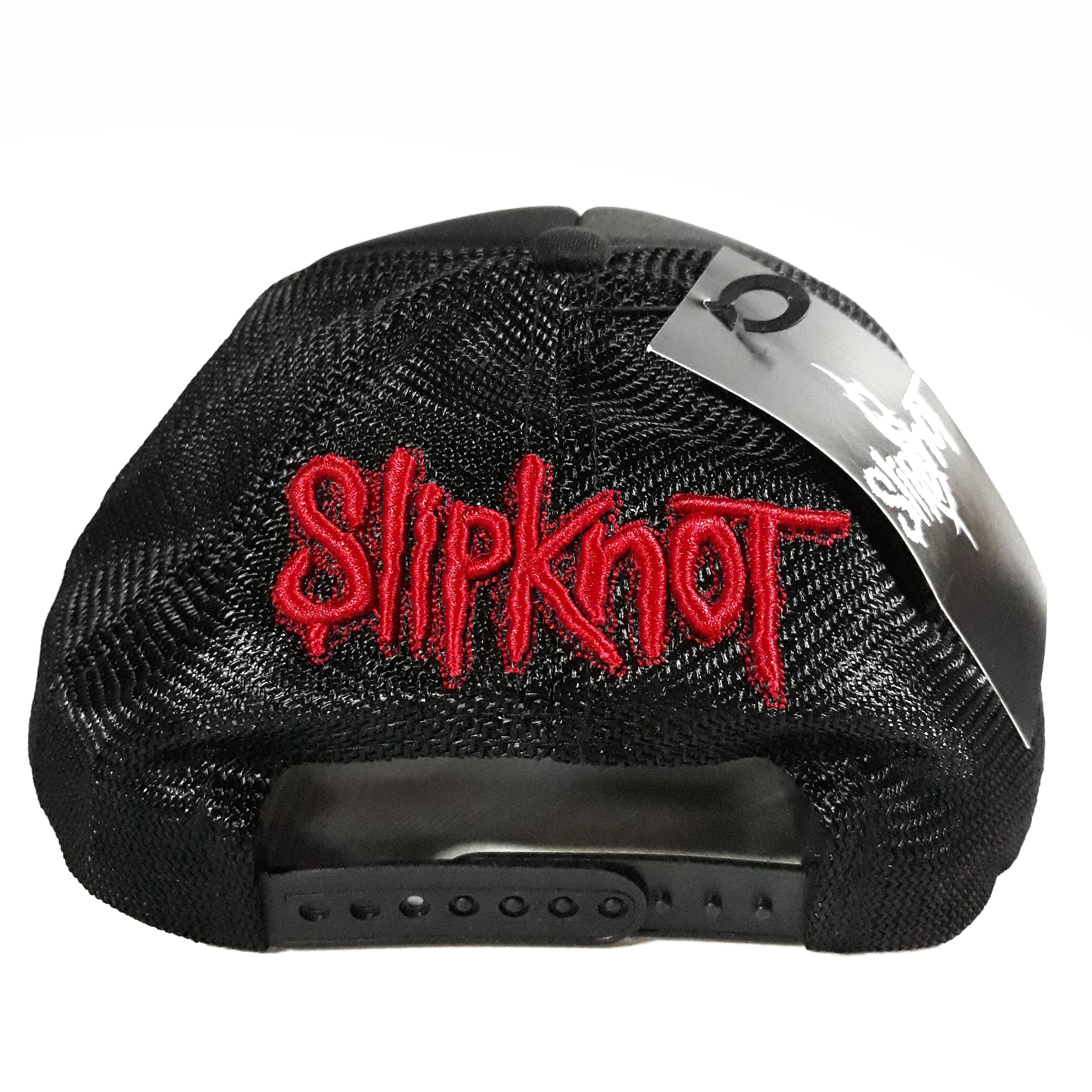 SLIPKNOT logo BASEBALL CAP LOGO (MESH BACK)1.jpeg