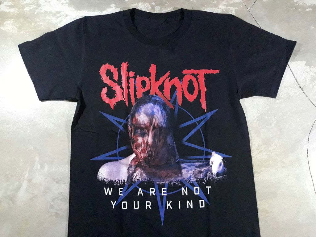Slipknot-we are not your kind Tee.jpeg