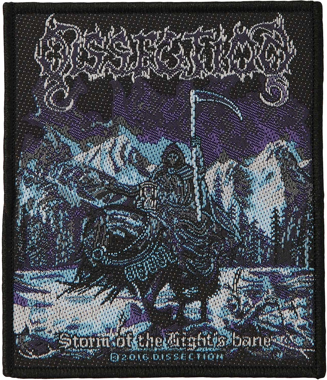 Dissection-Storm Of The Lights Bane Woven Patch.jpg