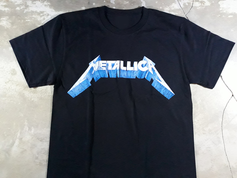 Metallica-plain blue logo Tee  1.jpg