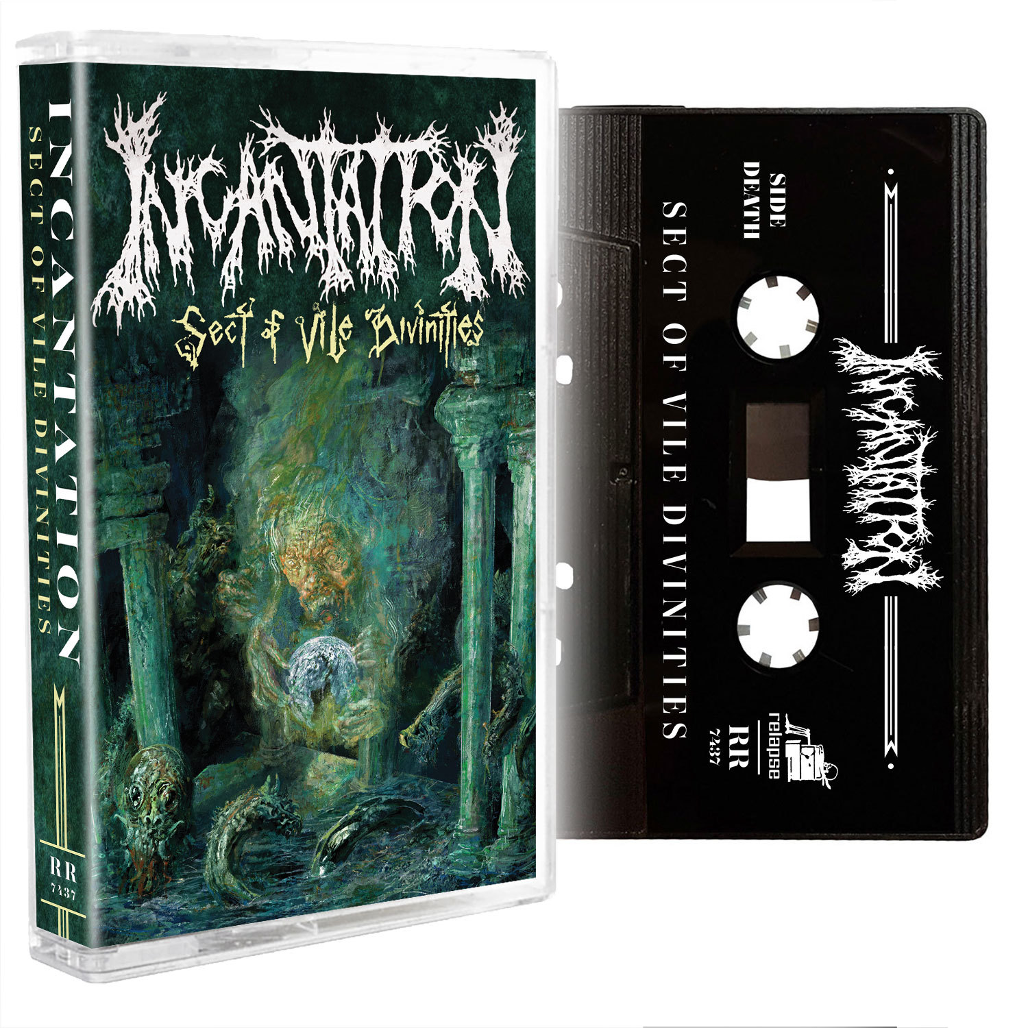 Incantation-Sect of Vile Divinities Tape