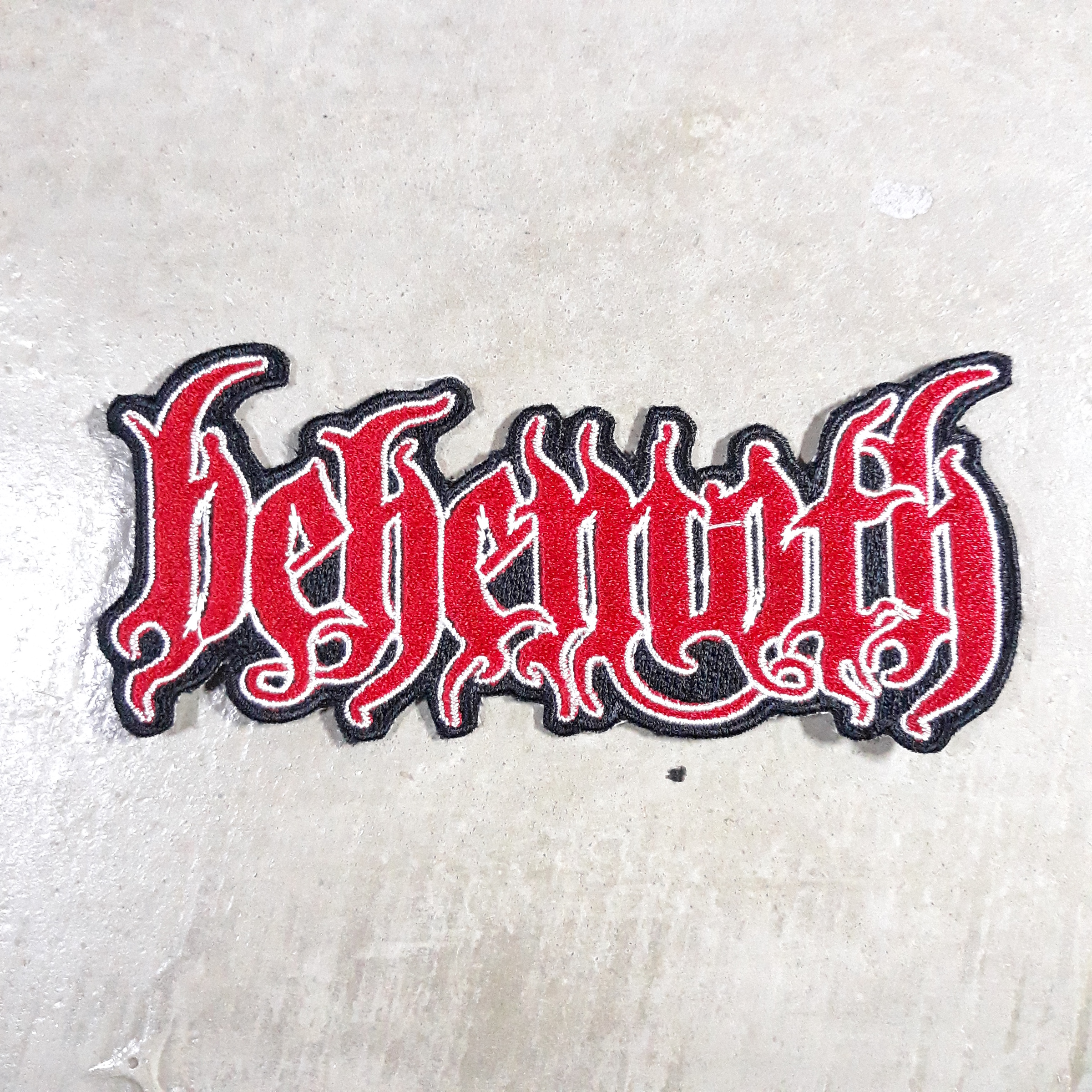 Behemoth red logo patch.jpg