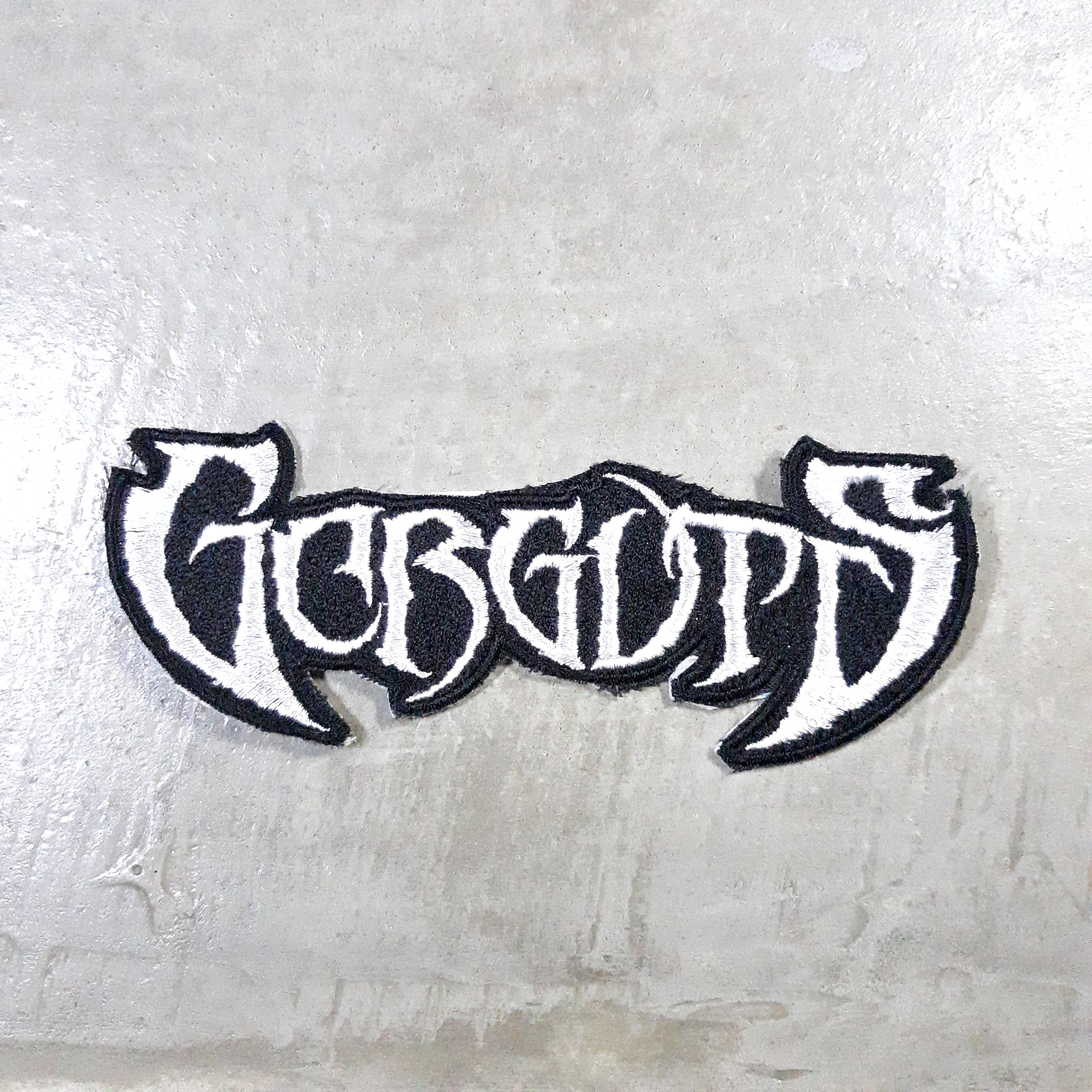 Gorguts white logo patch.jpg