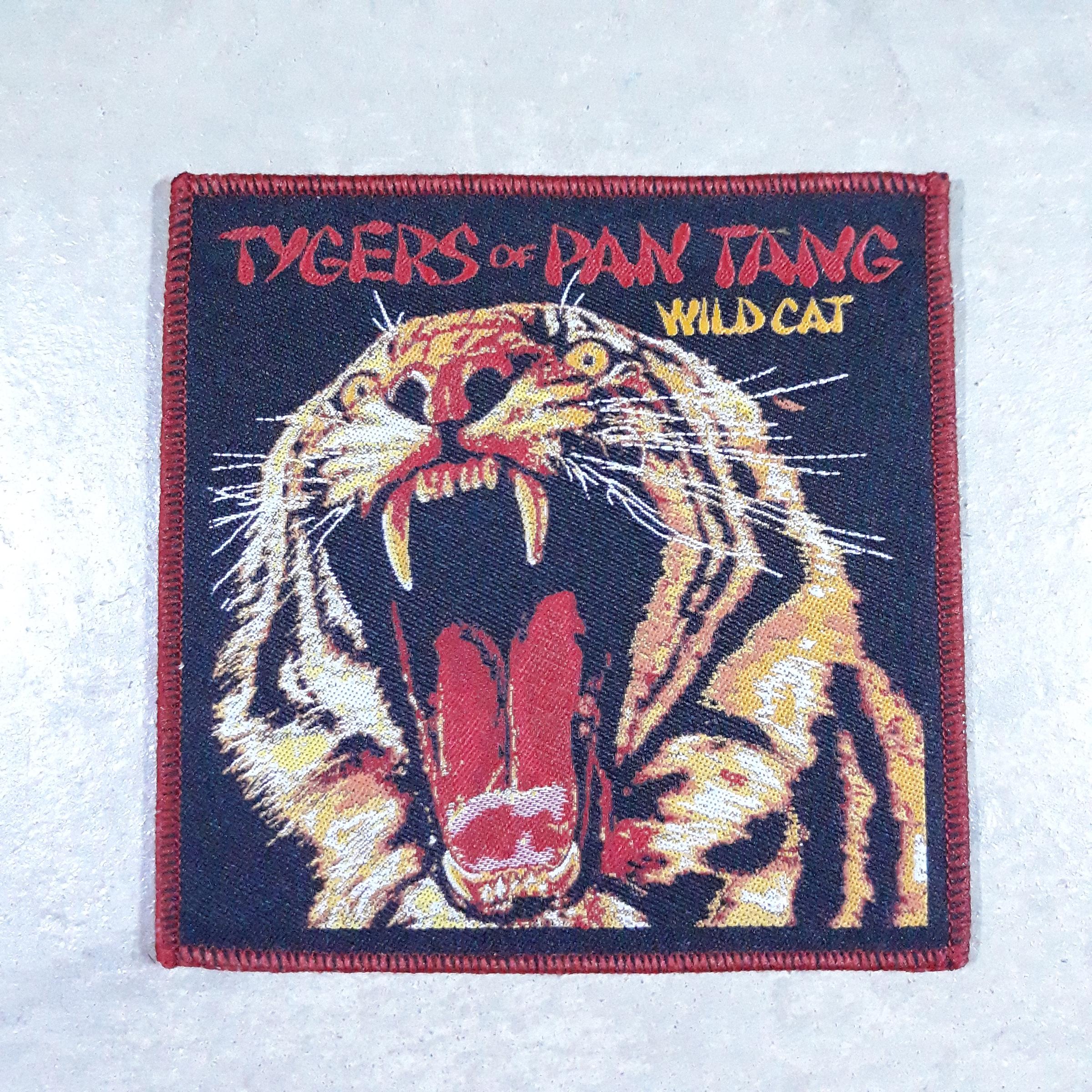 Tygers of Pan Tang-wild cat woven patch.jpg