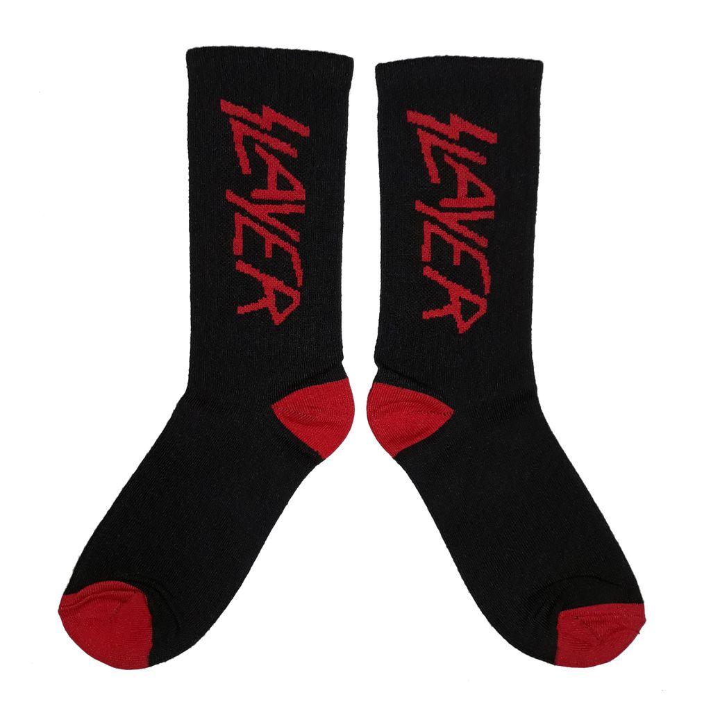 Slayer sock red logo.jpg