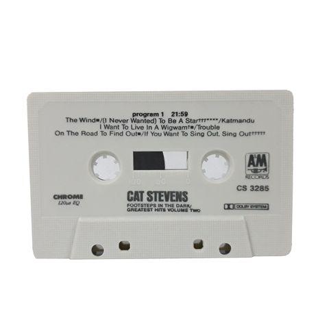 Cat Stevens-Footsteps In The Dark TAPE 3.jpg