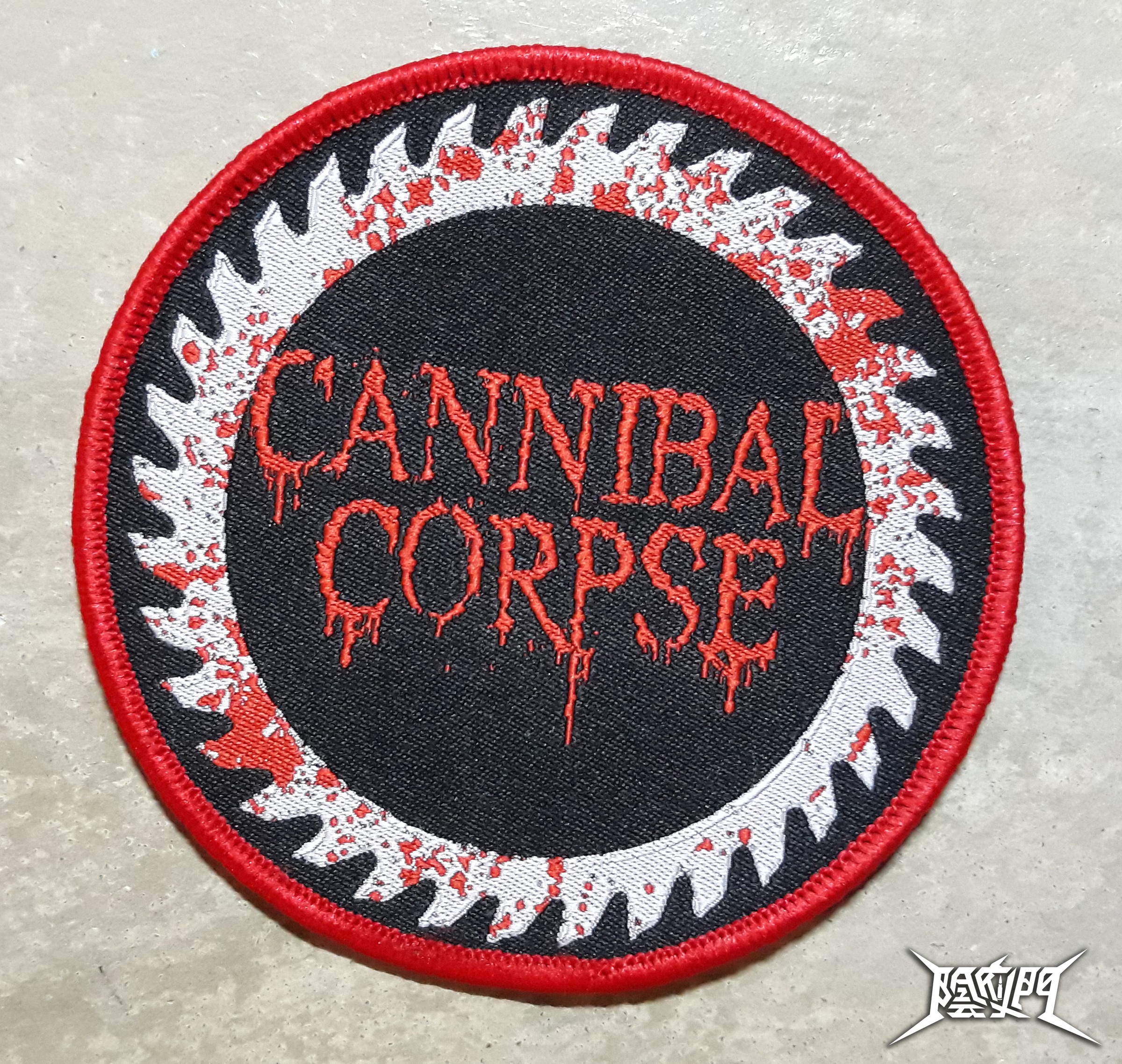 CANNIBAL CORPSE Bloody Logo Round.jpg