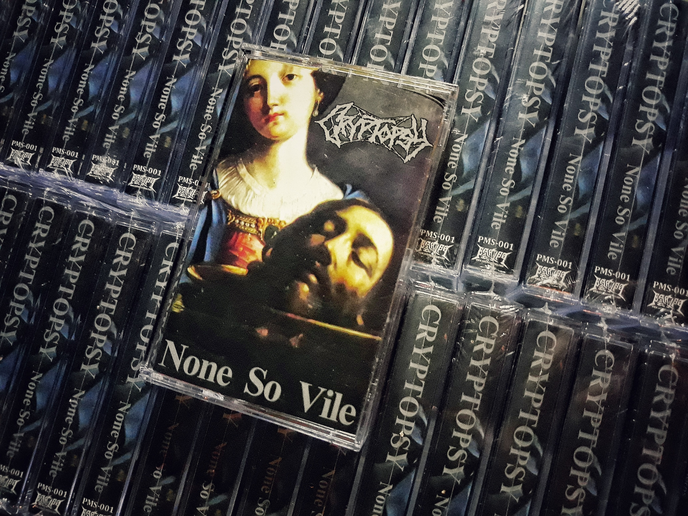 Cryptopsy - None so vile Tape (PMS-001)