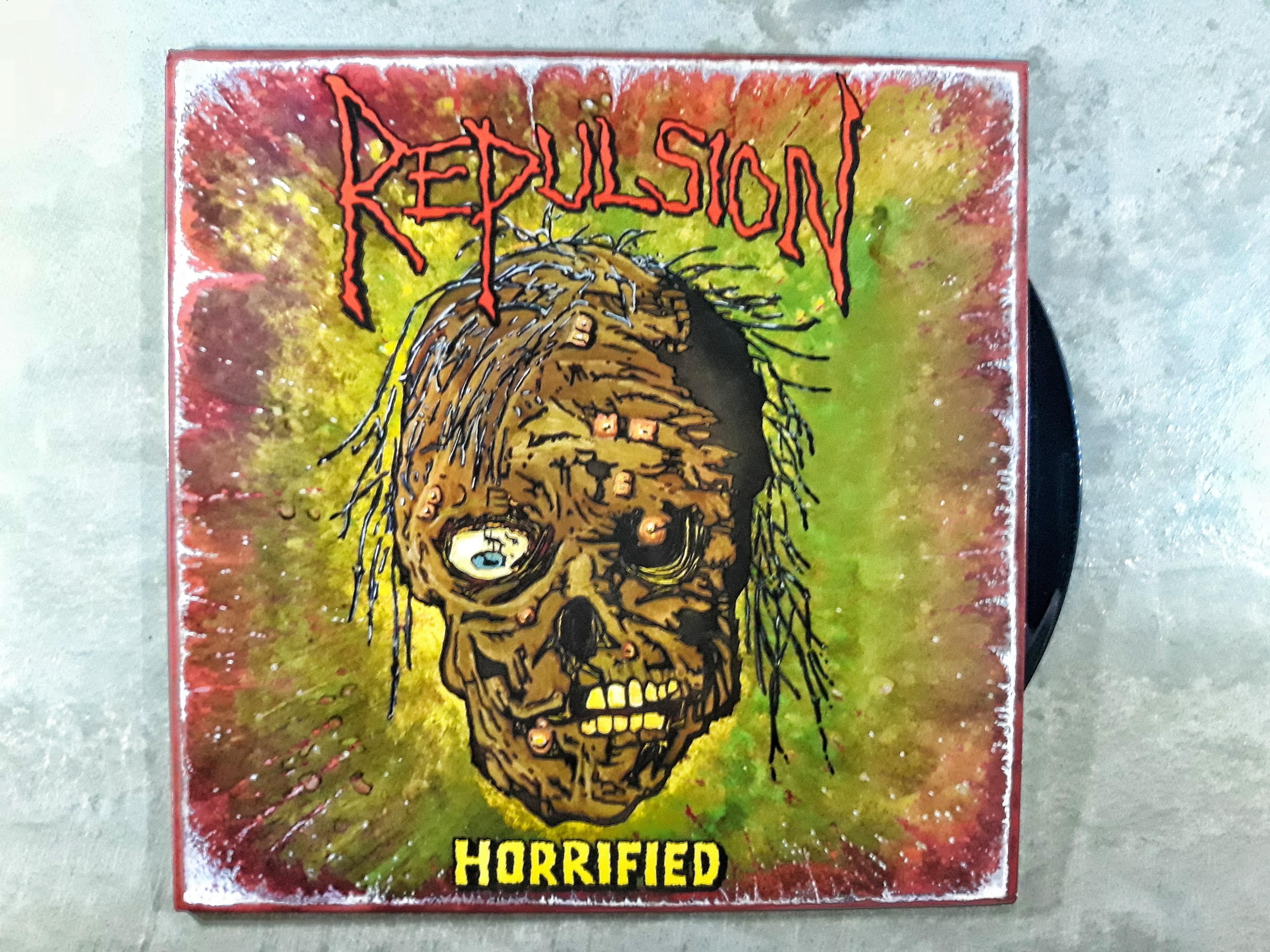 Repulsion Horrified (Re-issue) LP.jpeg