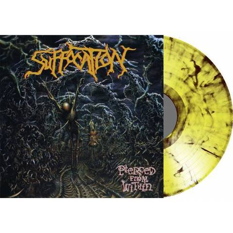 suffocation-pierced-from-within-piss-yellow-with-black-marble-vinyl-pre-order