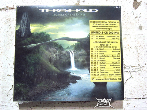 THRESHOLD, Legends of the shires DIGIPAK.JPG
