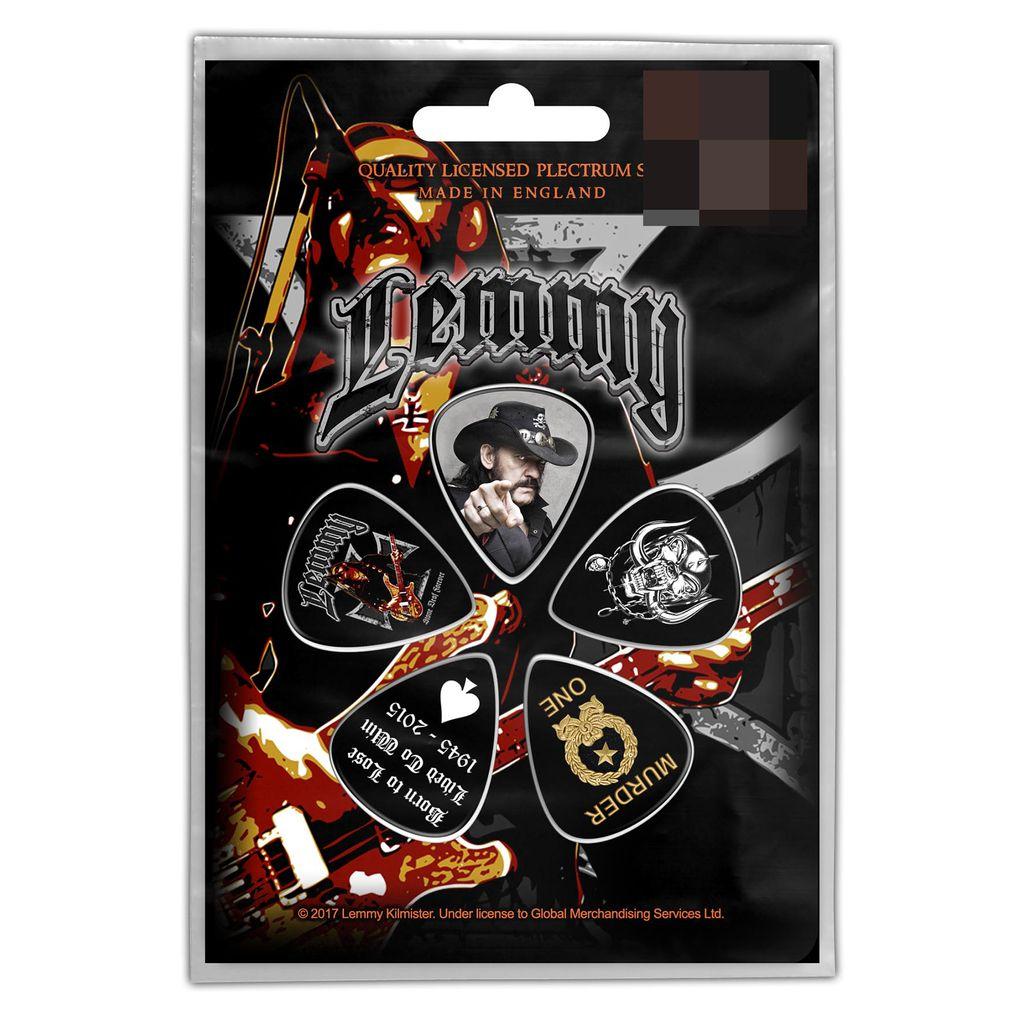 Lemmy-Stone Dead Forever Plectrum Pack.jpg