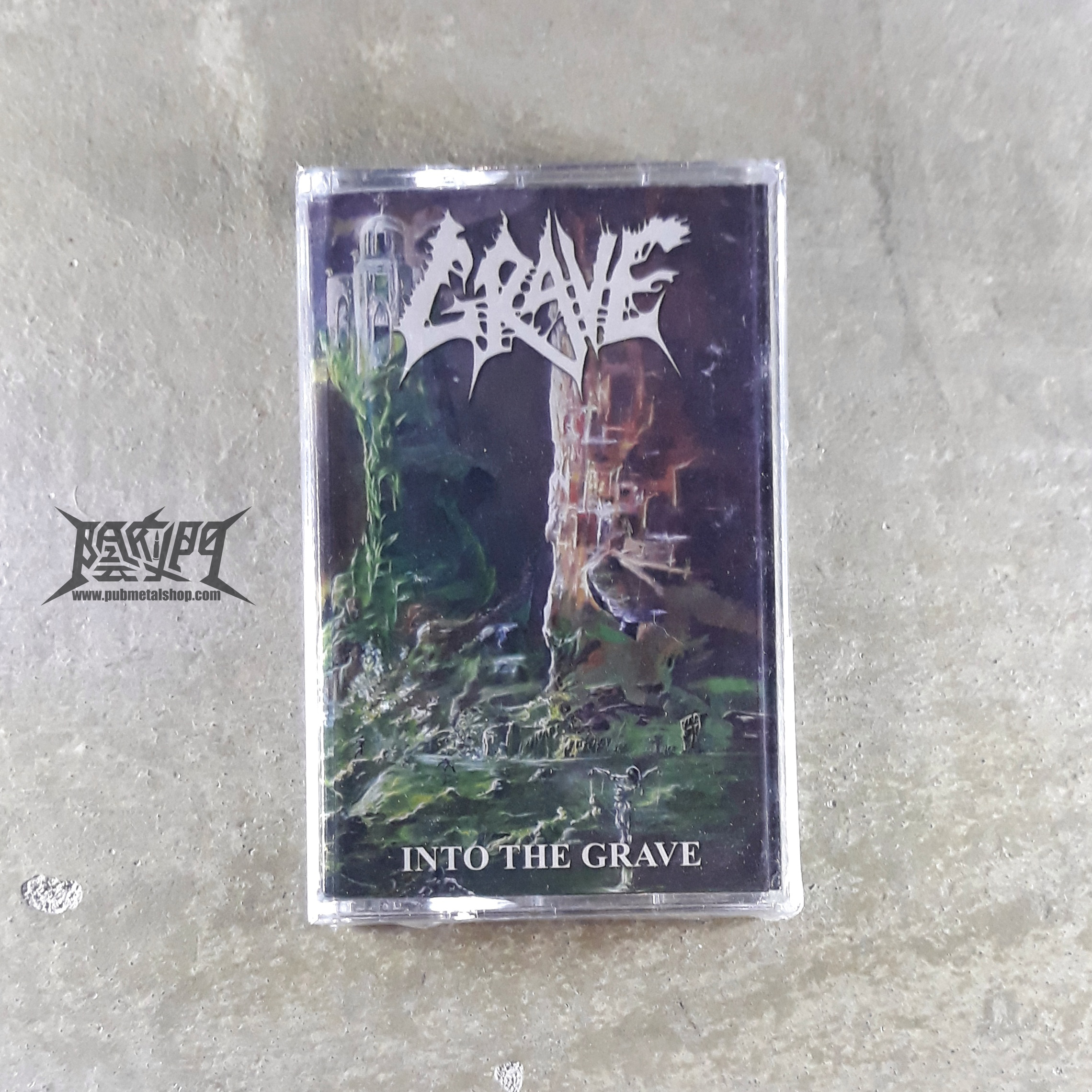 Grave-into the grave Tape.jpg