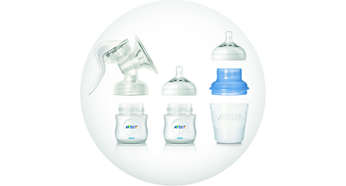 Compatible with the Philips AVENT range