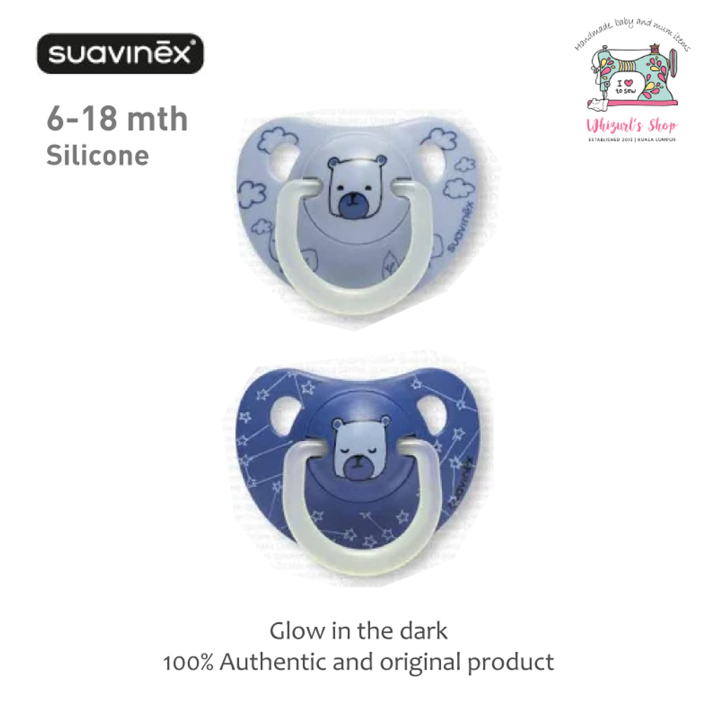 Suavinex - Night & Day Soother - 6-18 Mth - Bear.png