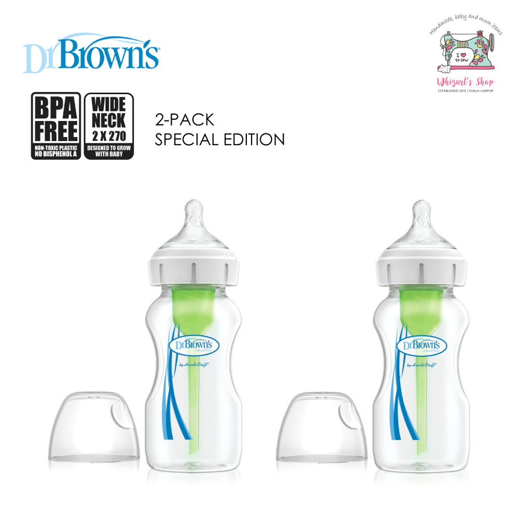 Dr Brown's - Main 2 Pack 270ml bottle.png