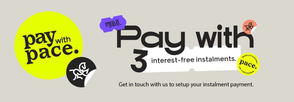 Pay with Pace - Make payments in 3 interest-free instalments