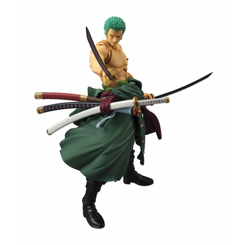 Variable Action Heroes ONE PIECE Roronoa Zoro Figurine (renewal repeat).png