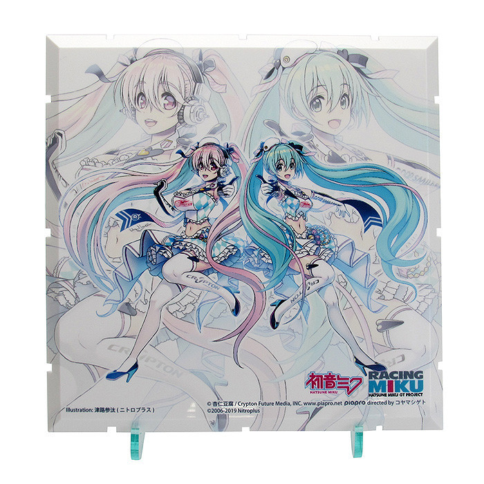 Dioramansion 150 - Racing Miku Pit 2019 Optional Panel (Super Sonico Collab Ver.).jpg