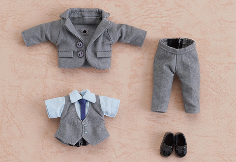 Nendoroid Doll- Outfit Set (Suit - Grey).jpg